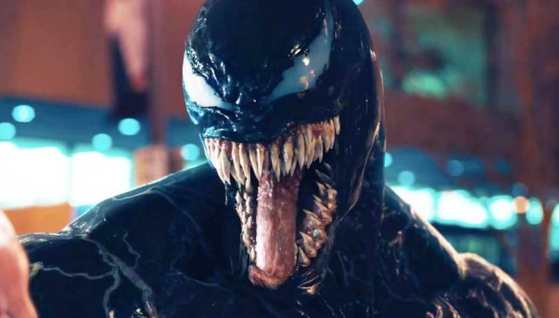 Venom (2018) Tom Hardy