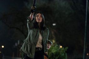 The Predator (2018) Olivia Munn