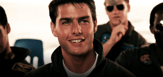 "Pete ""Maverick"" Mitchell - Top Gun (1986)"