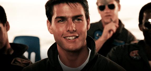 "Pete ""Maverick"" Mitchell - Top Gun (1986)"