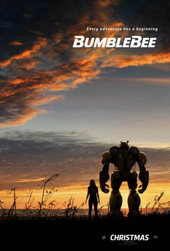 Poster Bumblebee (2018)