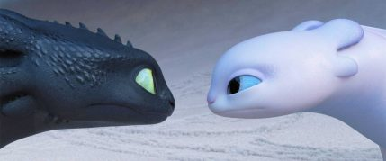 How To Train Your Dragon: The Hidden World - Night Fury