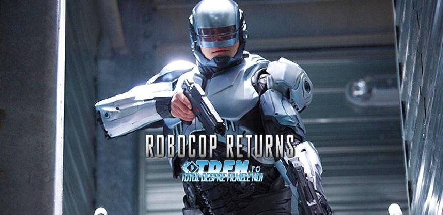 ROBOCOP Revine Într-un Nou Film De La Regizorul District 9 și Chappie: Neill Blomkamp