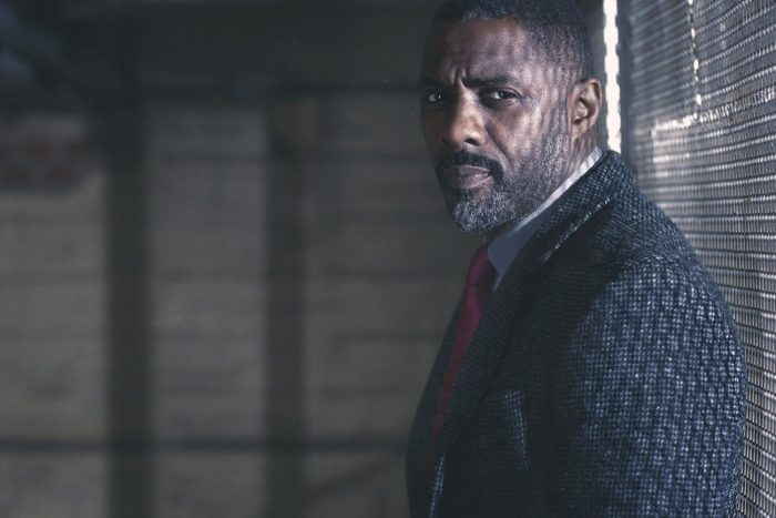 "Idris Elba - ""Luther"" (2015) Season 4"
