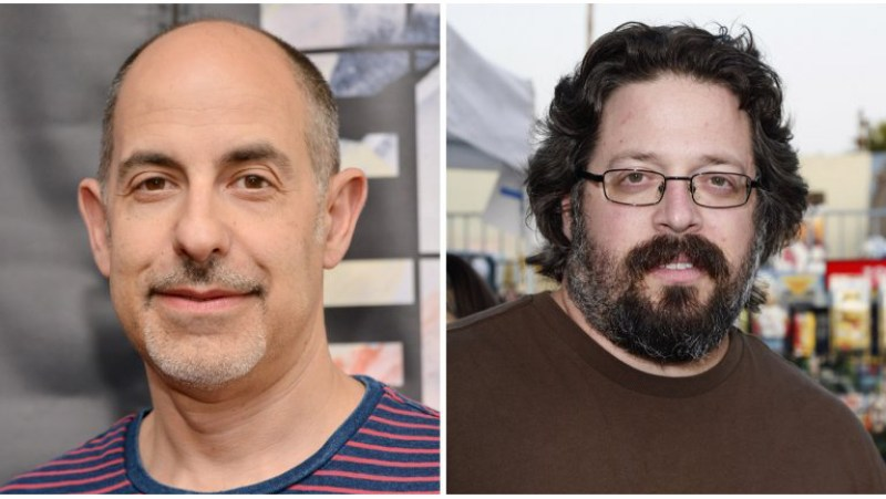 David S. Goyer și Josh Friedman
