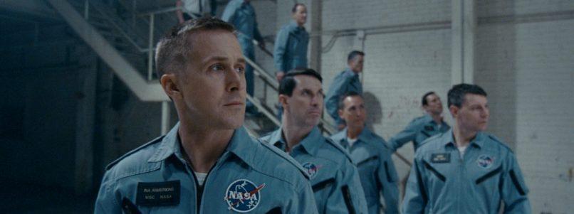 First Man : Ryan Gosling (NASA Crew)