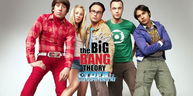 Longevivul Serial De Comedie THE BIG BANG THEORY Se Va Încheia În 2019