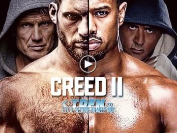 În Noul Trailer Pentru CREED II Adonis Revine În Ring Pentru O Confruntare Epică
