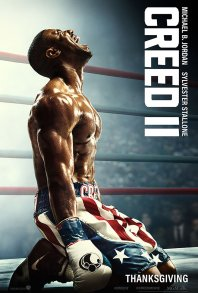 Poster CREED II - Michael B. Jordan