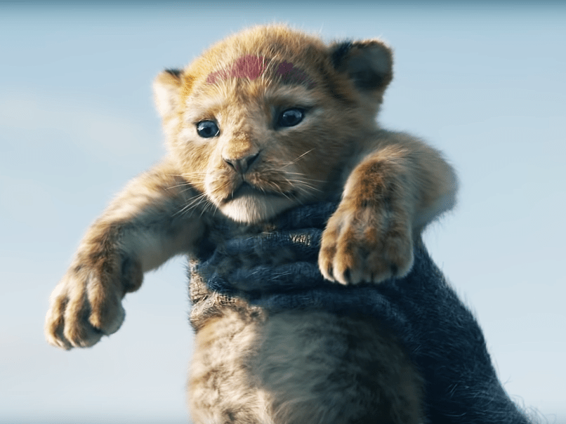 The Lion King (2019) Simba