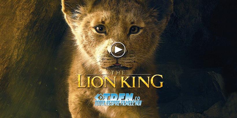 Primul Trailer THE LION KING Dezvăluie Renașterea Unui Viitor Rege
