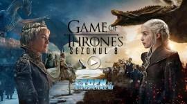 Trailerul GAME OF THRONES SEZONUL 8 Ne Tachinează Cu Un Război Plin De Gheaţă Şi Foc