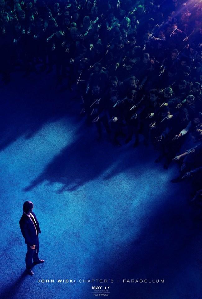 Poster John Wick: Capitolul 3 - Parabellum