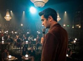 Kumail Nanjiani as Samir Wassan of of the CBS All Access series THE TWILIGHT ZONE