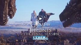 Noul Trailer GAME OF THRONES SEZONUL 8 Dezvăluie Bătălia Finală