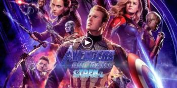 Noul Trailer AVENGERS: ENDGAME Etalează Noua Echipă Inclusiv Pe Captain Marvel