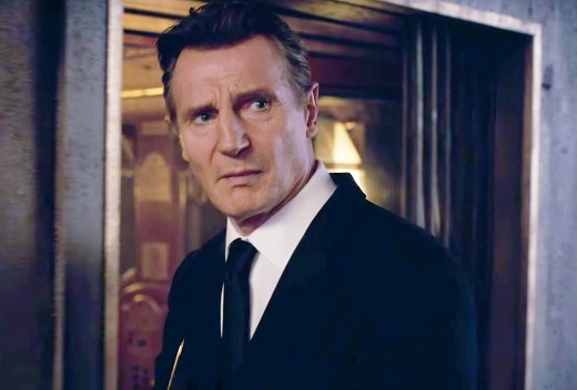 Men In Black: International - Liam Neeson