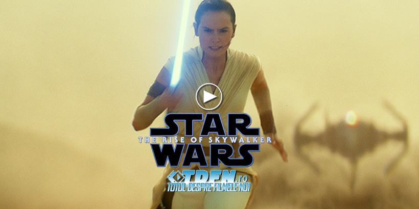 Primul Trailer STAR WARS EPISODUL 9 Ne Tachinează Cu Finalul Noii Trilogii Şi O Surpriză