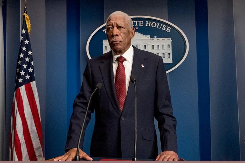 Angel Has Fallen - Morgan Freeman