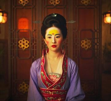 Mulan - Yifei Liu