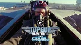 Primul Trailer TOP GUN 2: MAVERICK Şi Nevoia De Viteză A Lui TOM CRUISE