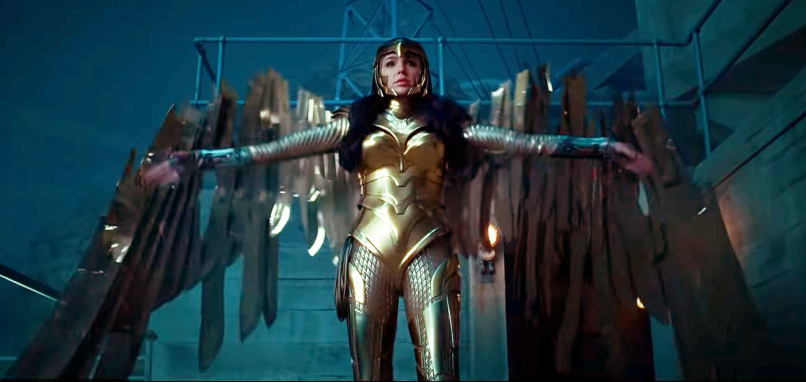 Wonder Woman 1984 Trailer: Gal Gadot