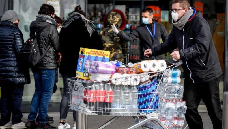 Efectele Corona Virusului în Italia