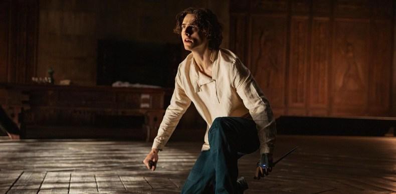 Paul Atreides (Timothée Chalamet)