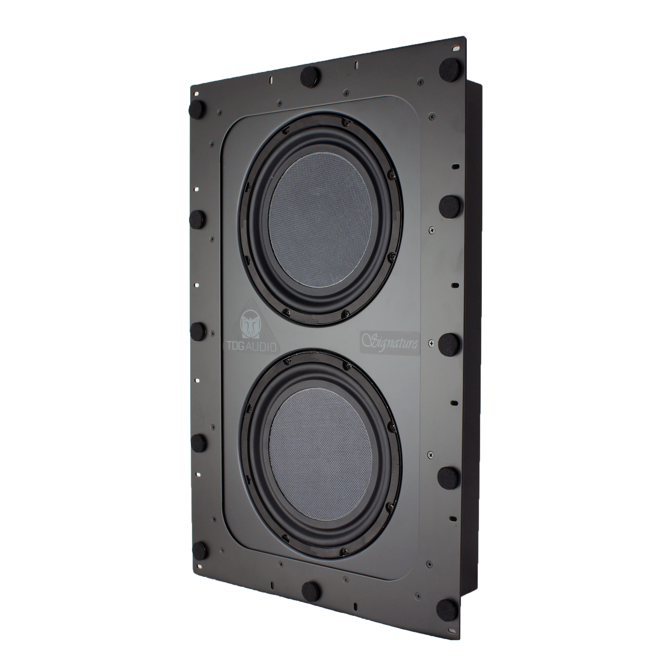 In Wall Subwoofer >> Signature Series Iws 210 Dual 10 In Wall Subwoofer The Davinci Group