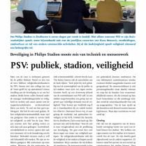 Veiligheid PSV-1