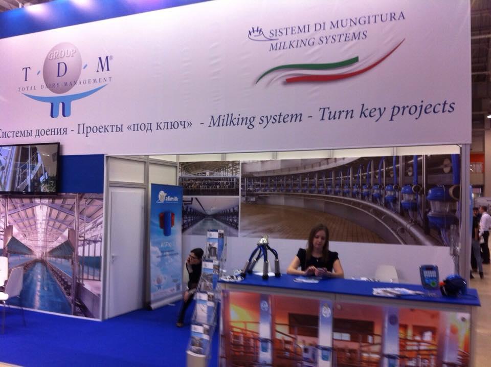 TDM fiera Russia 2015
