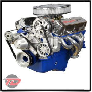 Ford Mustang Powertrain Engines