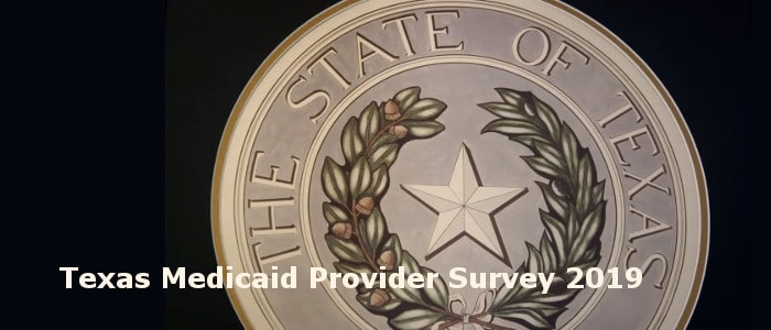 TDMR Launches Medicaid Provider Survey 2019