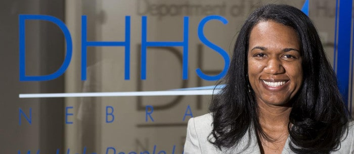 HHS Executive Director Courtney Phillips