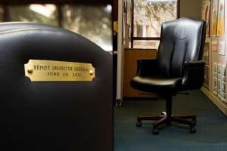 jack stick's chair