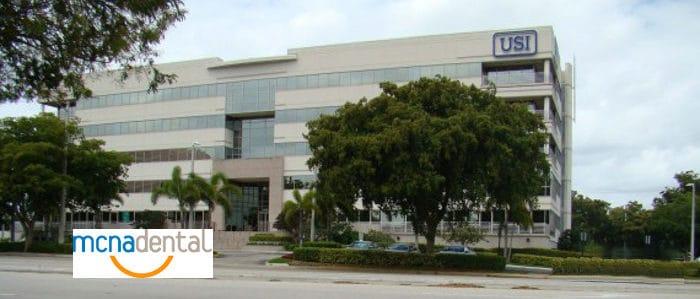 MCNA's headquarters in Ft. Lauderdale, Florida