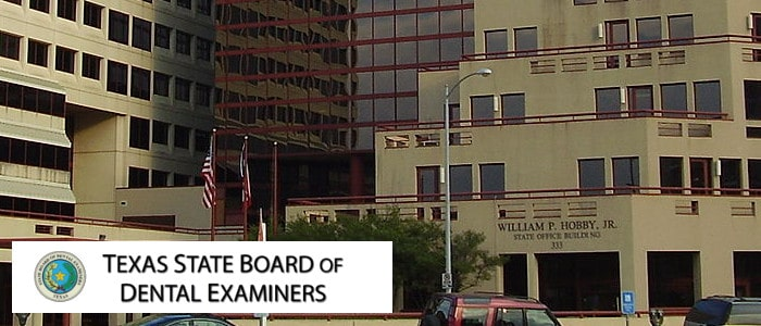 State Board of Dental Examiners Holding Stakeholder Meeting Today in Austin