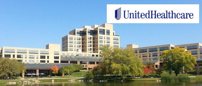 Part of UnitedHealthcare complex in Minnetonka, MN