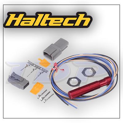 Red Single Channel Hall Effect Sensor