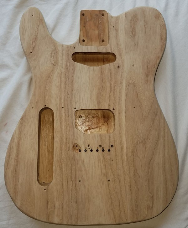 Wood Grain Filler For Guitars