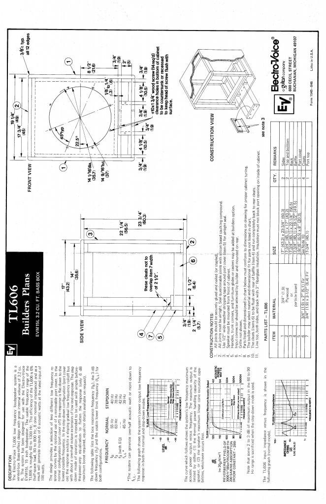 Amp Cab Dimensions School Me Telecaster Guitar Forum