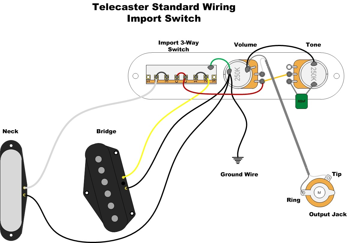 hight resolution of telecaster wiring diagram 2009 wiring diagram blog fender telecaster wiring diagram 2006