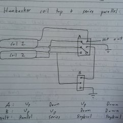 Guitar Wiring Diagrams Coil Split Ford Focus Diagram 2006 Idea For Series Parallel 43 Tap Feedback