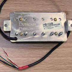 Duncan Designed Wiring Diagram Extension Cord Hb 102 37 Images Need Help On Design Humbuckers Telecaster