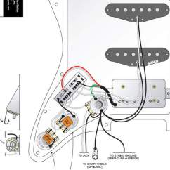 Squier Stratocaster Wiring Diagram 7 Pin Utility Trailer With Brakes Hss Pickup Schematic Super Switch Guitar Fender Diagrams