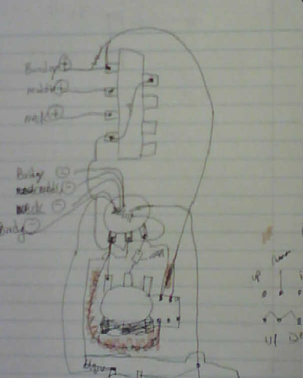 Squier Vintage Modified Wiring Diagram Squier Telecaster