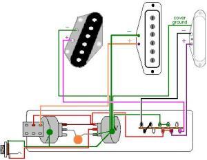 Fender Nashville Telecaster Wiring Diagram  Somurich