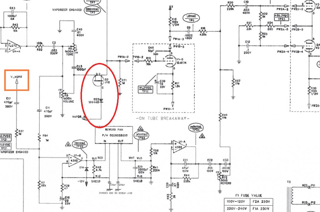 Fender Vaporizer Wiring Diagram : 31 Wiring Diagram Images