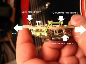 CRL switch question | Telecaster Guitar Forum