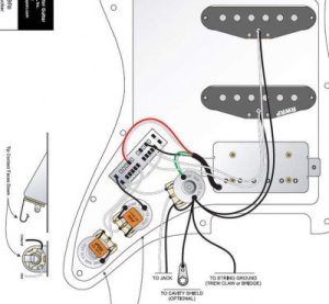HSS strat wiring help needed | Telecaster Guitar Forum